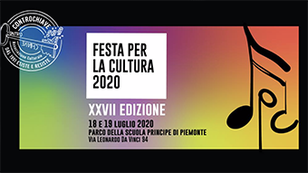 Sarà light la festa della Cultura 2020