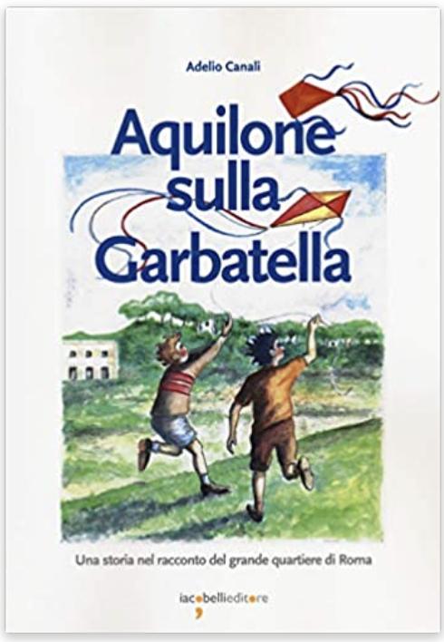 """""""Un Aquilone vola sui cieli della Garbatella"""""""